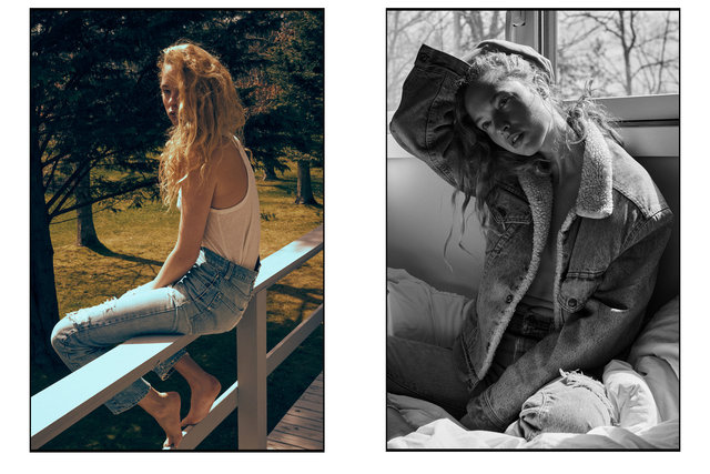 Vogue Greece. April Cover. Heloise Guerin, 2020.