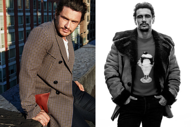 James Franco. ES. October, 2017.