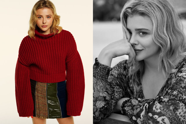 The Sunday Times Style. Chloe Grace Moretz. August, 2018.