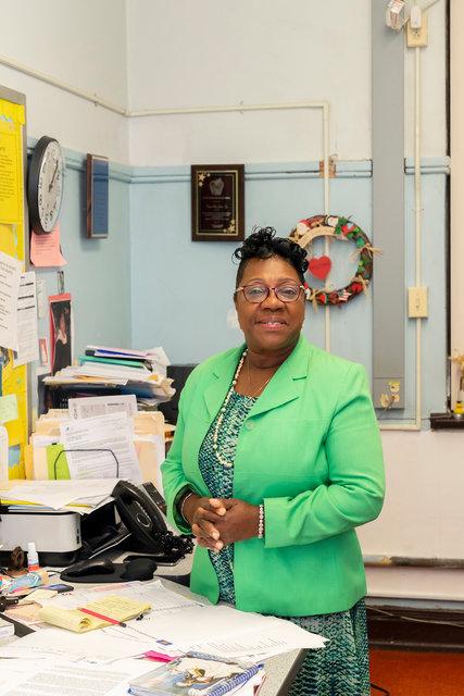 Ms. Marvis Bonita Jackson-Ivy, Henderson Elementary School