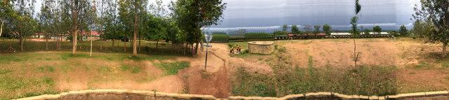 """30°8'36.21""""E  2°12'17.448""""S (RN15, Nyamata, Rwanda)"""
