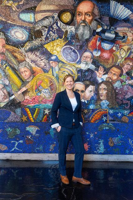 Meredith Bawden, Galileo Elementary School