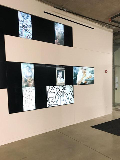 Google Chicago Artist Initiative, Chicago, IL 2017