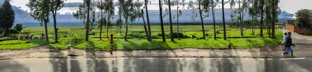 """29°33'19.26""""E  1°33'14.76""""S (RN4, Mukingo, Rwanda)"""