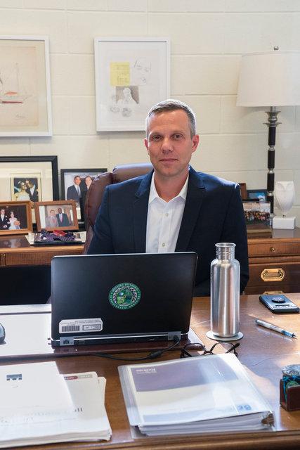 Dr. Micheal Beyer, Ogden Elementary School