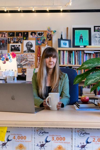 Michelle Navarre, Polaris Charter Academy