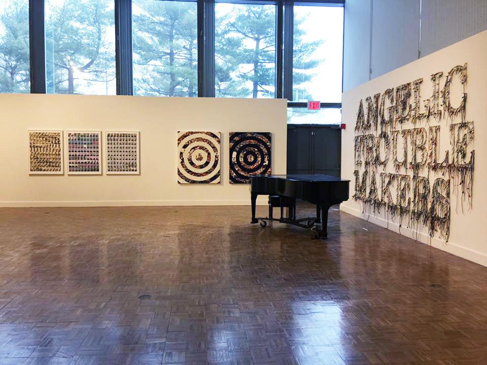 Alien Nation, Lehman College Art Gallery, New York, 2017