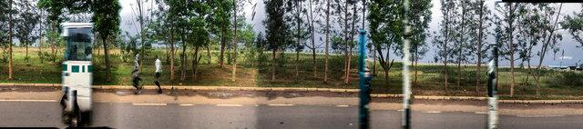 """30°7'58.31""""E  2°11'57.222""""S (RN15, Nyamata, Rwanda)"""