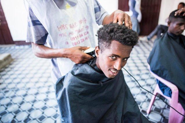 Addis Abeba, 2017