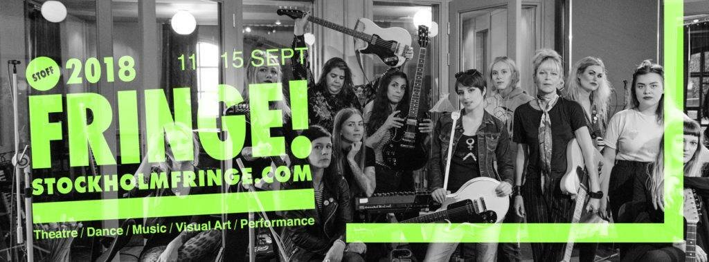 Riot Grrrl Sessions goes STOFF 2018