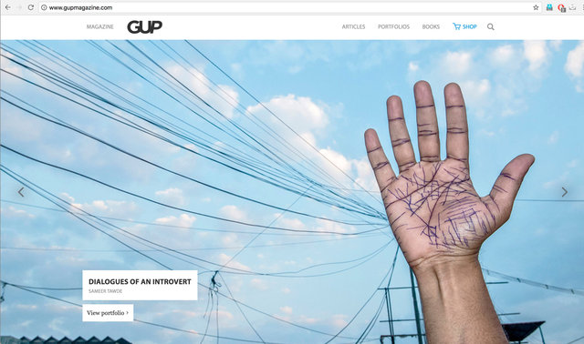 """ DIALOGUES OF AN INTROVERT"" IS PUBLISHED ON GUP MAGAZINE!"