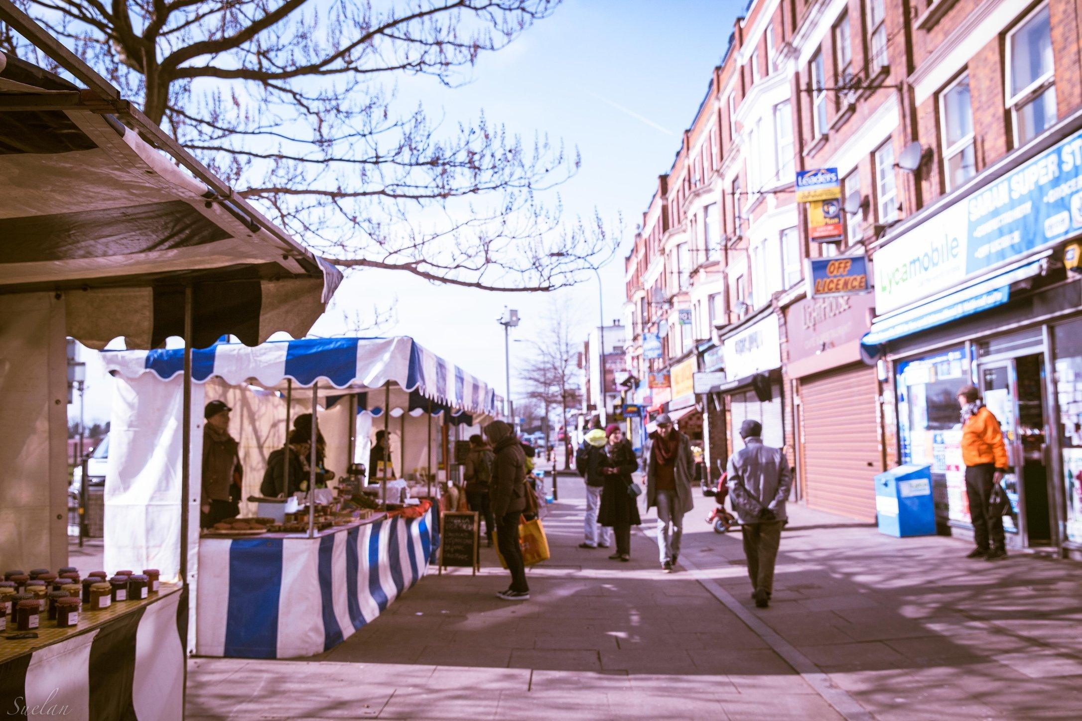Catford Market 2013