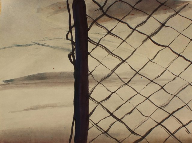 Chain Link       18 x 24""