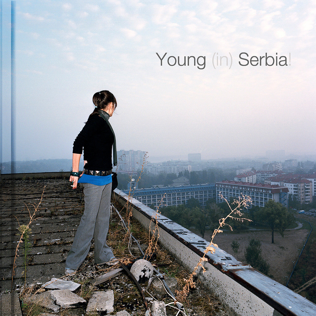 Young (in) Serbia  Special book edition with a signed archival print