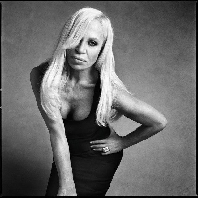 Interview. Donatella Versace. June 2009