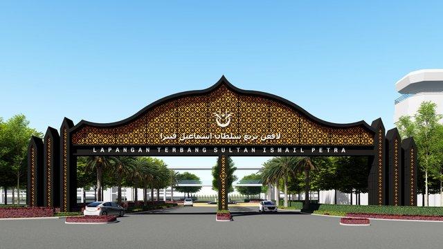 Sultan Ismail Petra Airport, Kelantan
