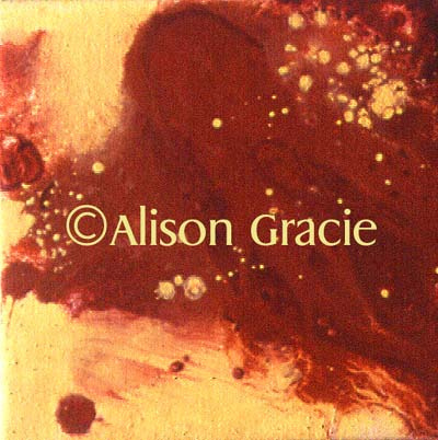 Ascent by Alison Gracie