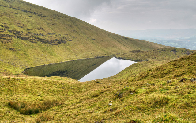 Nire Lake, Comeraghs, Co. Waterford