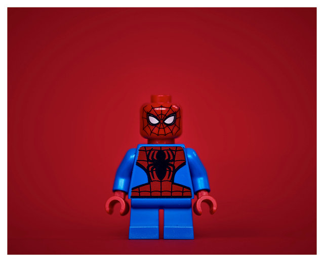 the mighty spiderman