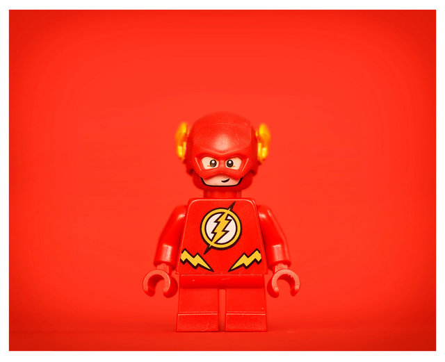 the mighty flash
