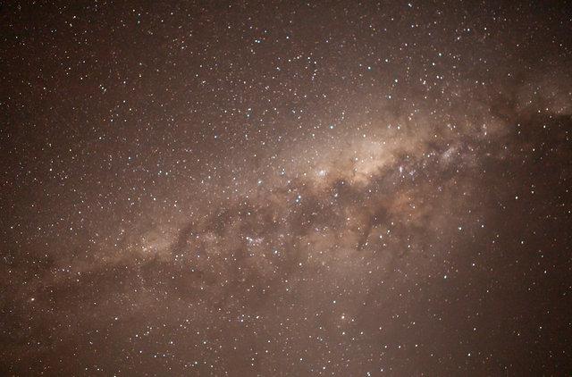 Uluru serie, Via Láctea 02