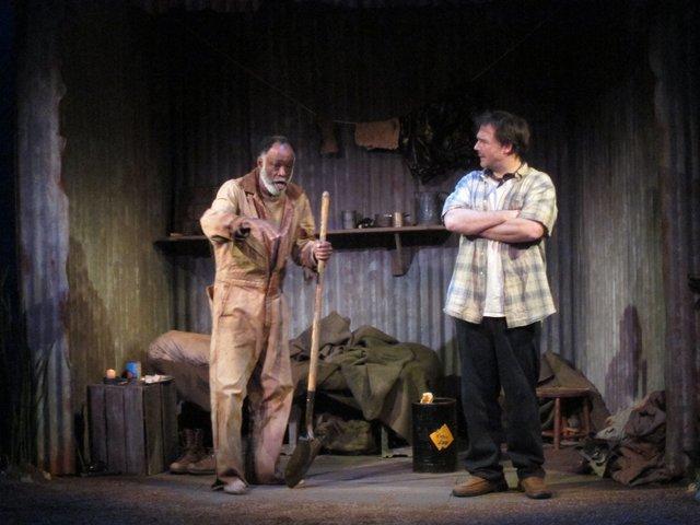 The Train Driver, Milwaukee Chamber Theatre