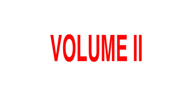*****NEW Volume II.jpg