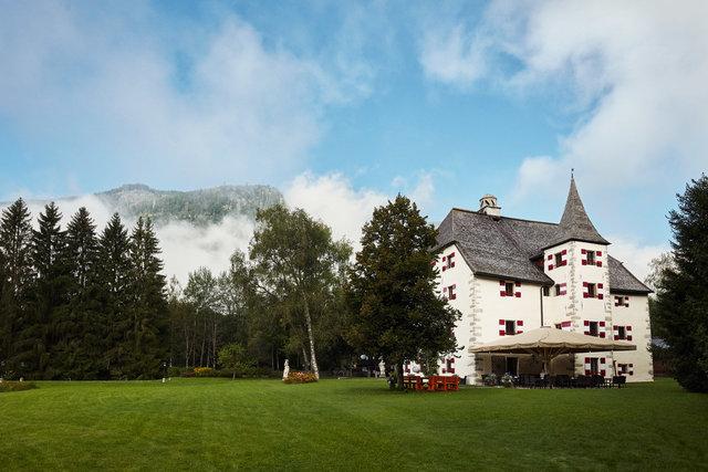 Schloss Prielau für die Gala