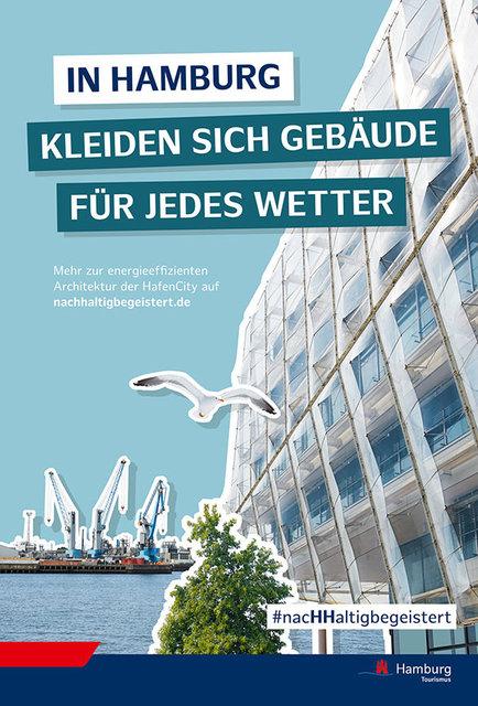 HAMBURG TOURISMUS: #nacHHaltigbegeistert