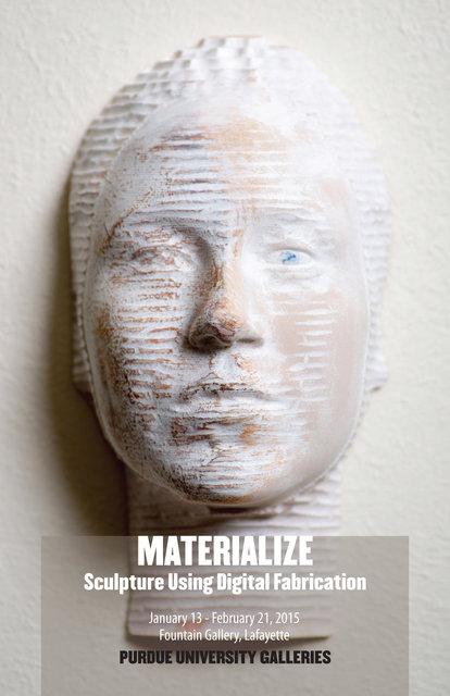 Materialize | Sculpture Using Digital Fabrication
