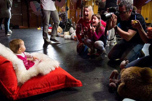 Casting enfant - Villars - 2012