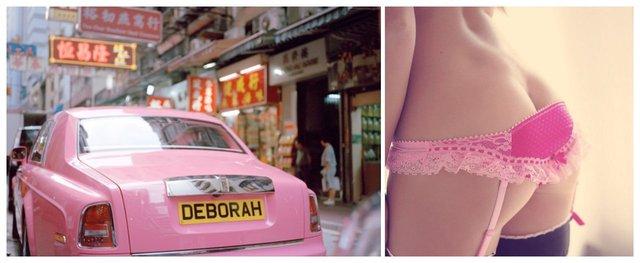Pretty in Pink (Debi)