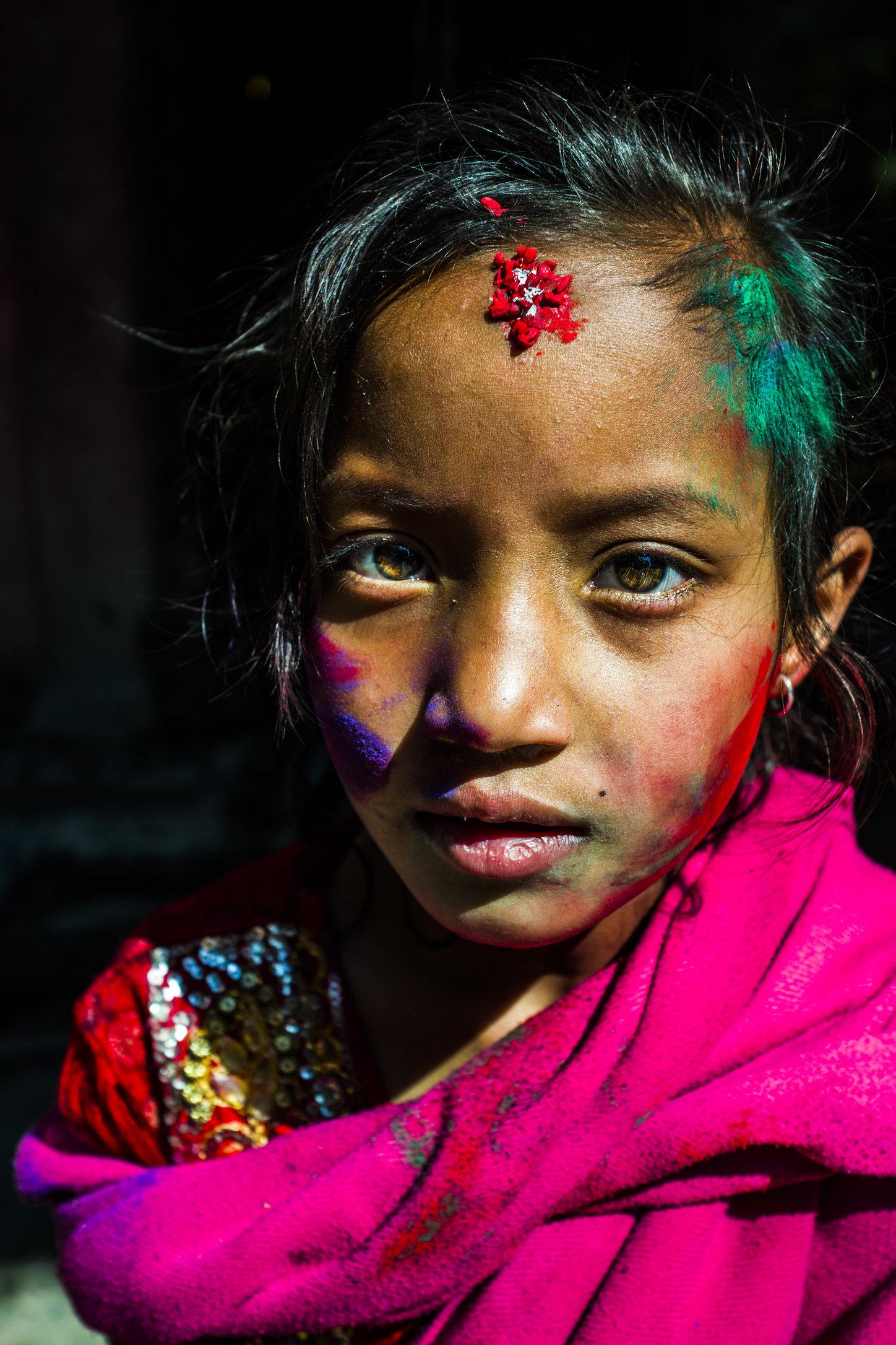 Kathmandu, Nepal. 2015.