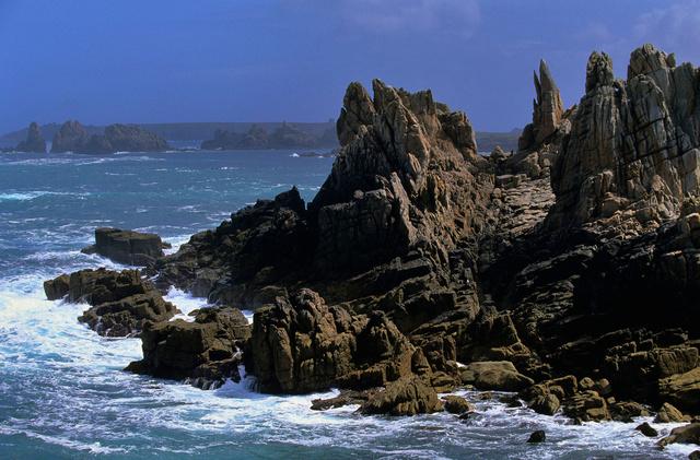 Point de Pern,île d'Ouessant, Finistère,2005