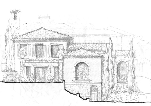 ELEVATION SKETCH