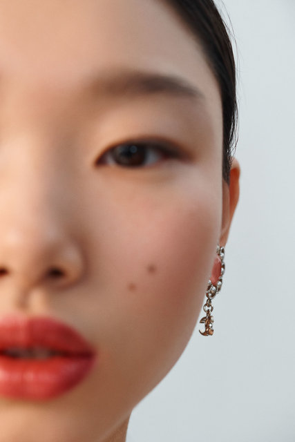 Nicolas Kantor shoots Chanel Beauty Advertising Campaign 2019 Editorial