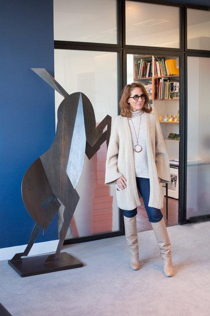 Christine Nagel, Nez d Hermes