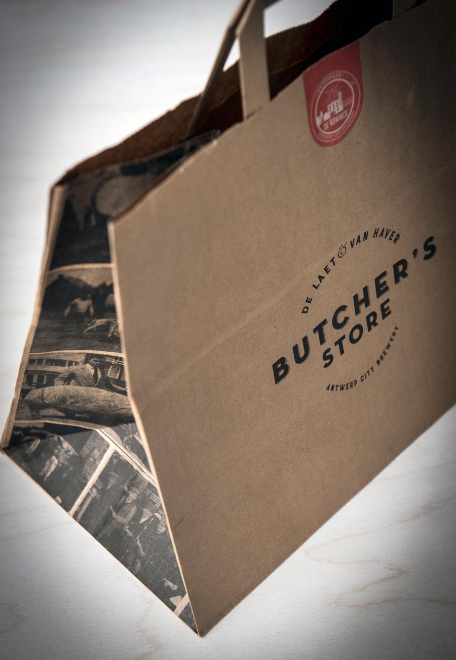 BUTCHER'S STORE - huisstijl / branding
