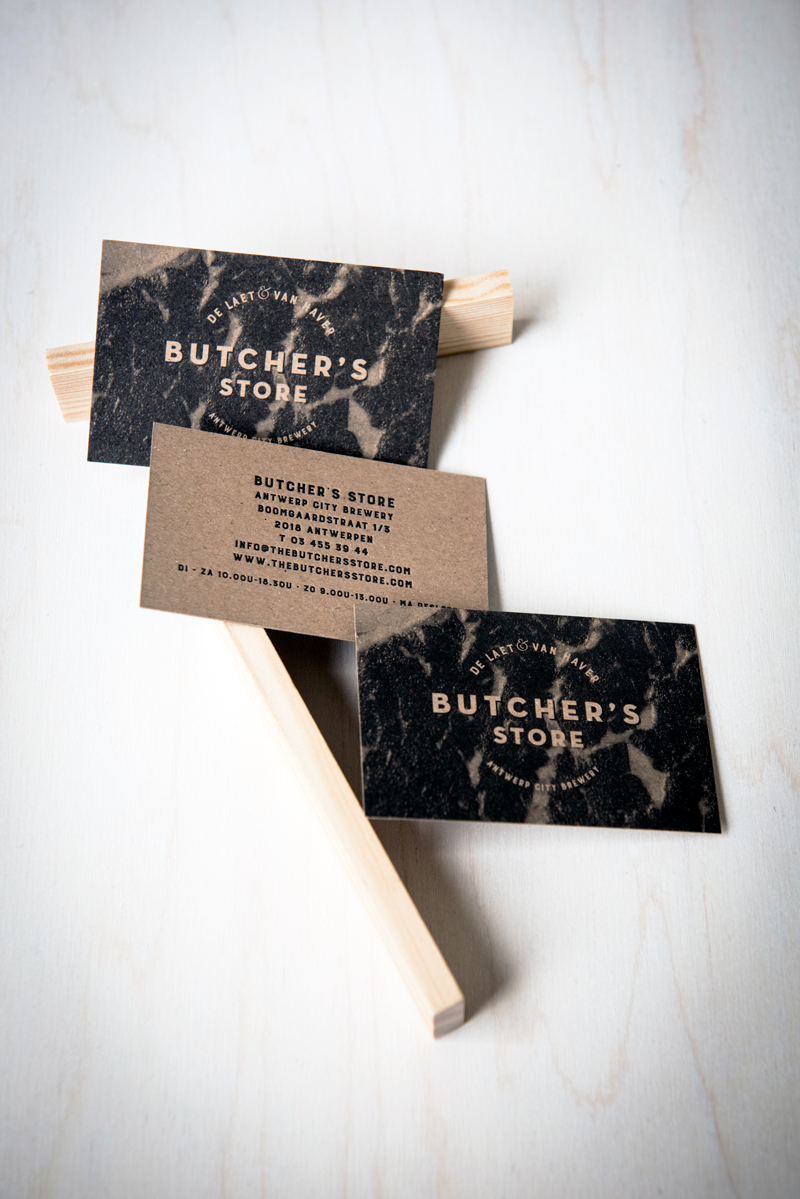 BUTCHER'S STORE - cards