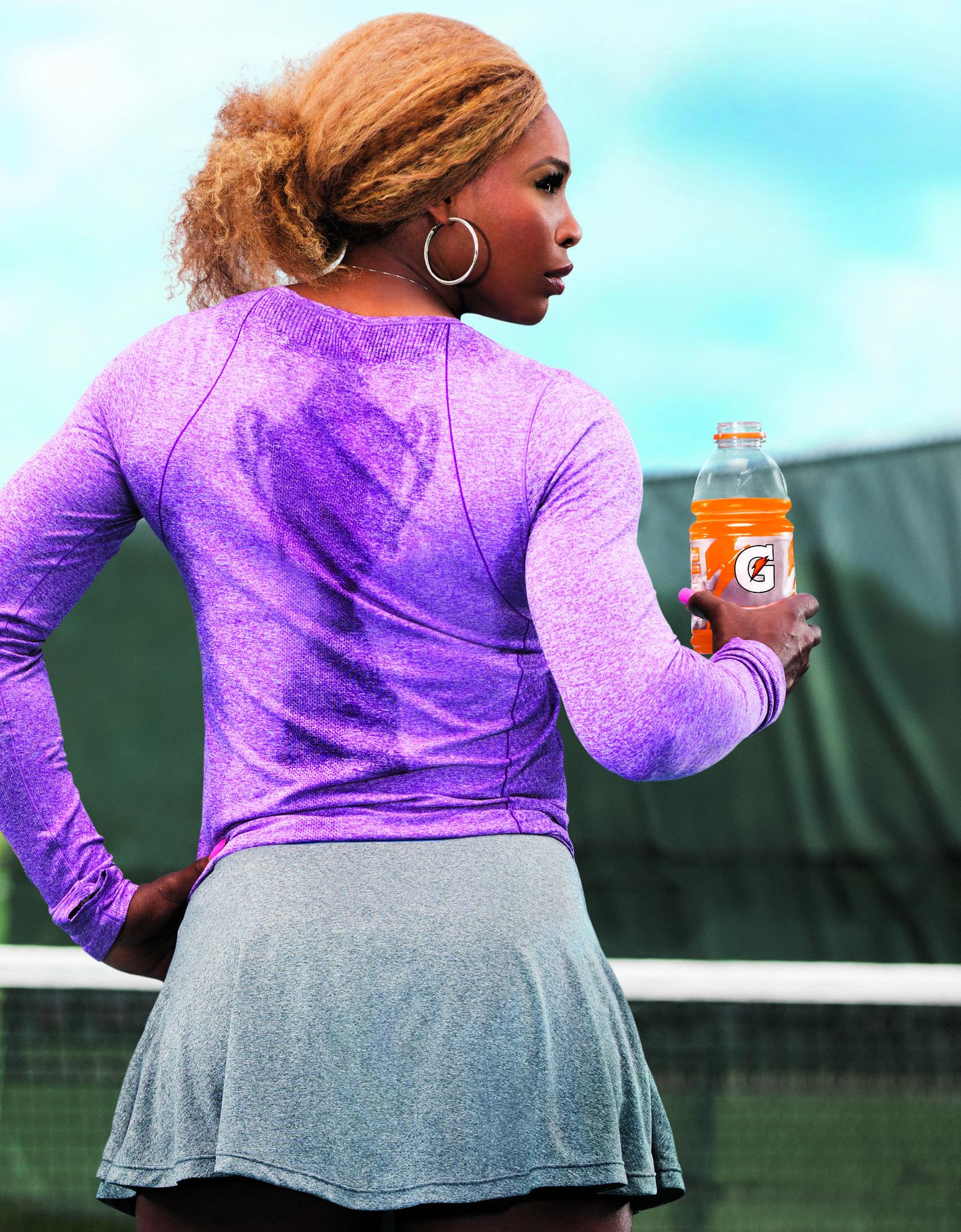 Gatorade Ad shot by Gary Land