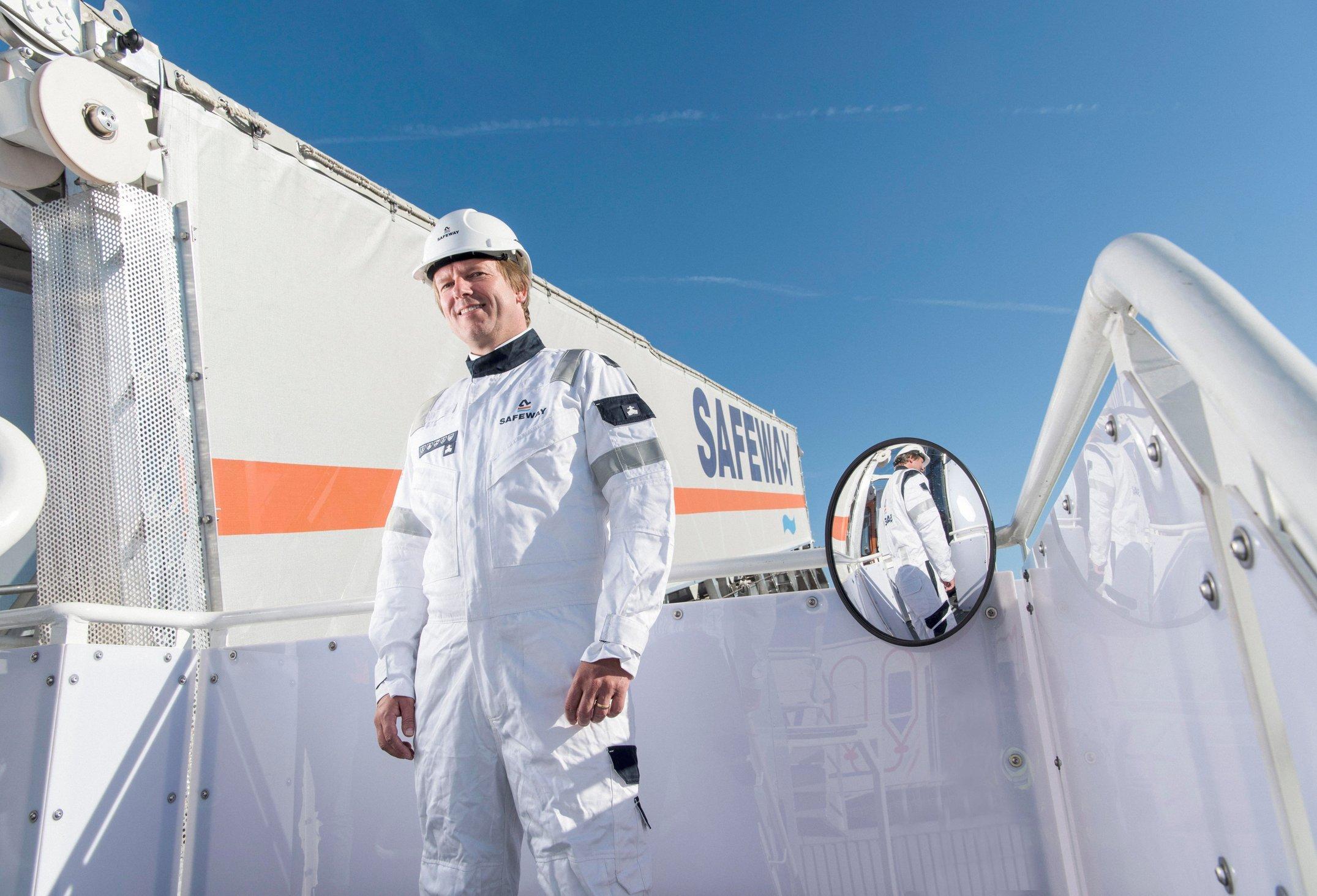 Wijnand Van Aalst, CEO Van Aalst Groep