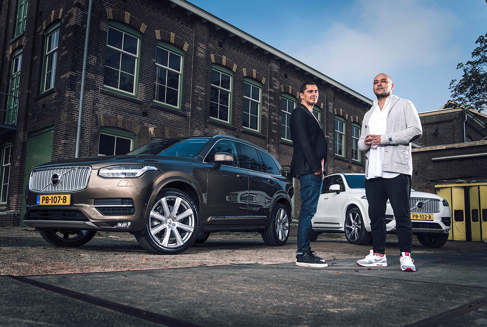 PARTYSQUAD for Volvo NL