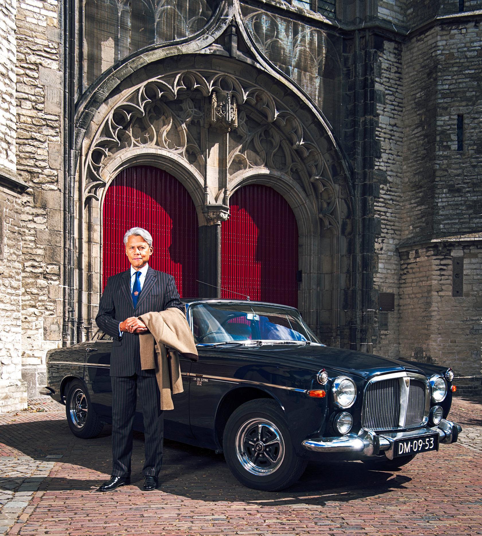 Jan Jaap van Weering, etiquetteur