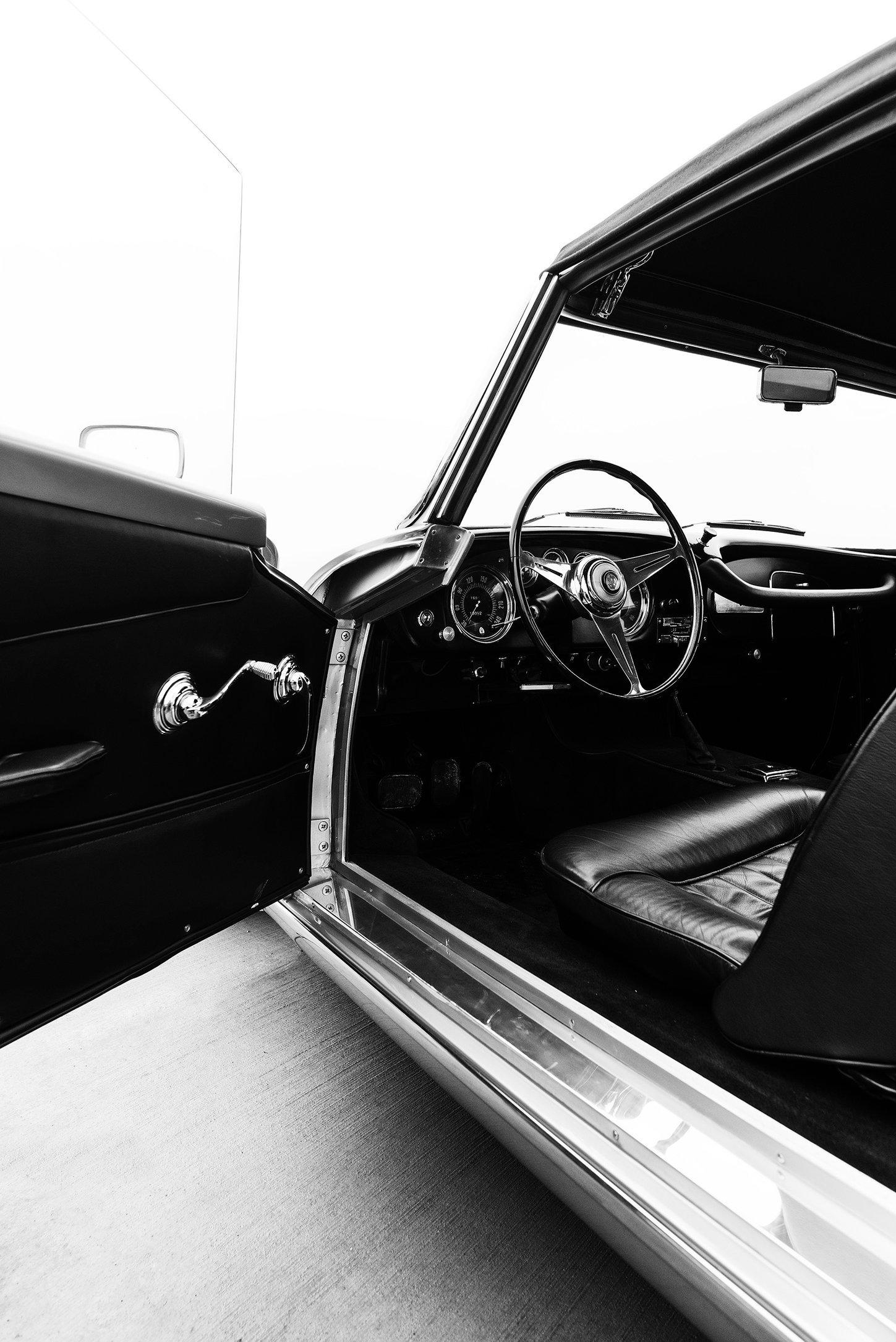 Maseratie 3500 GT Prototype