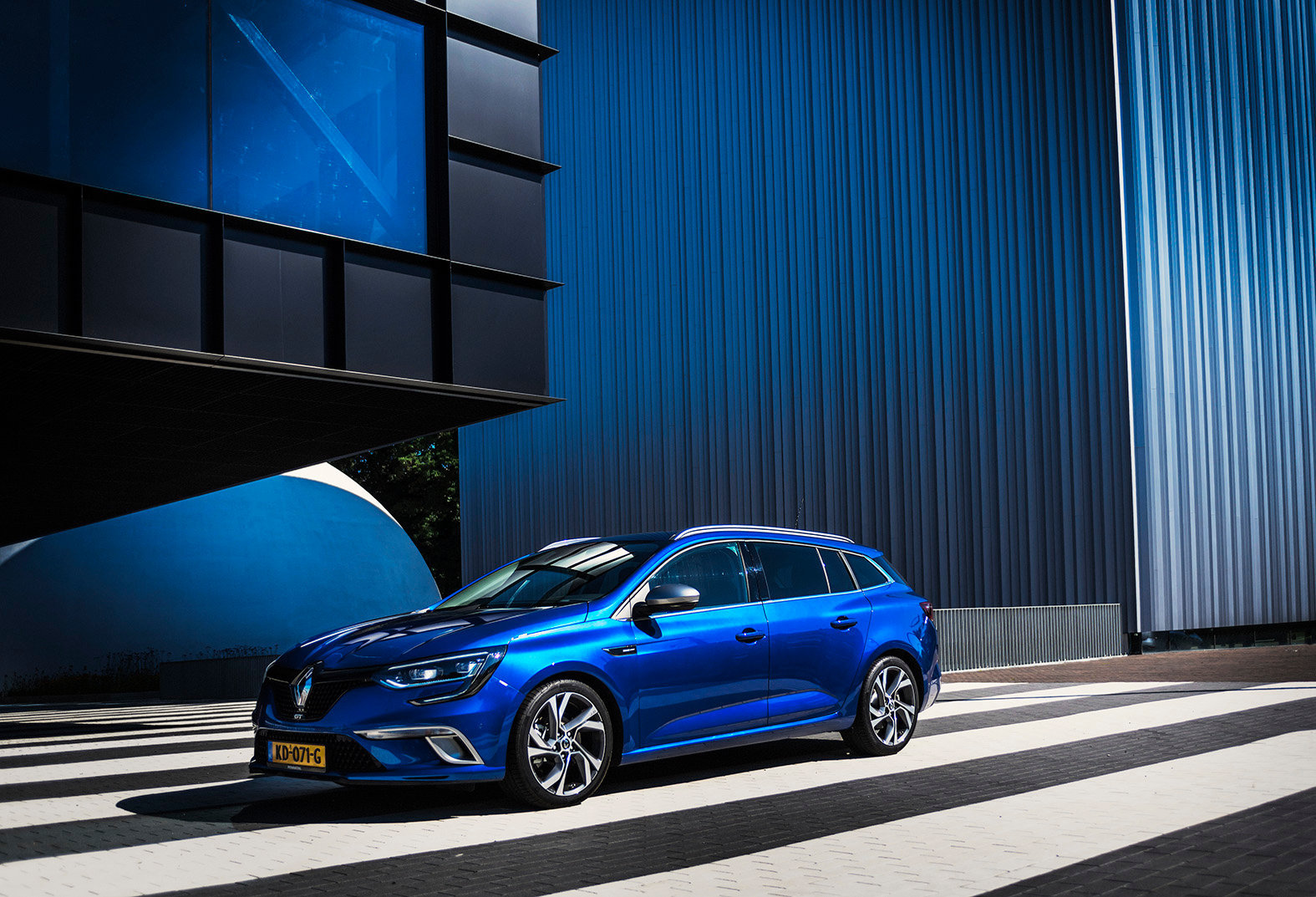 Renault Megane Break 2016