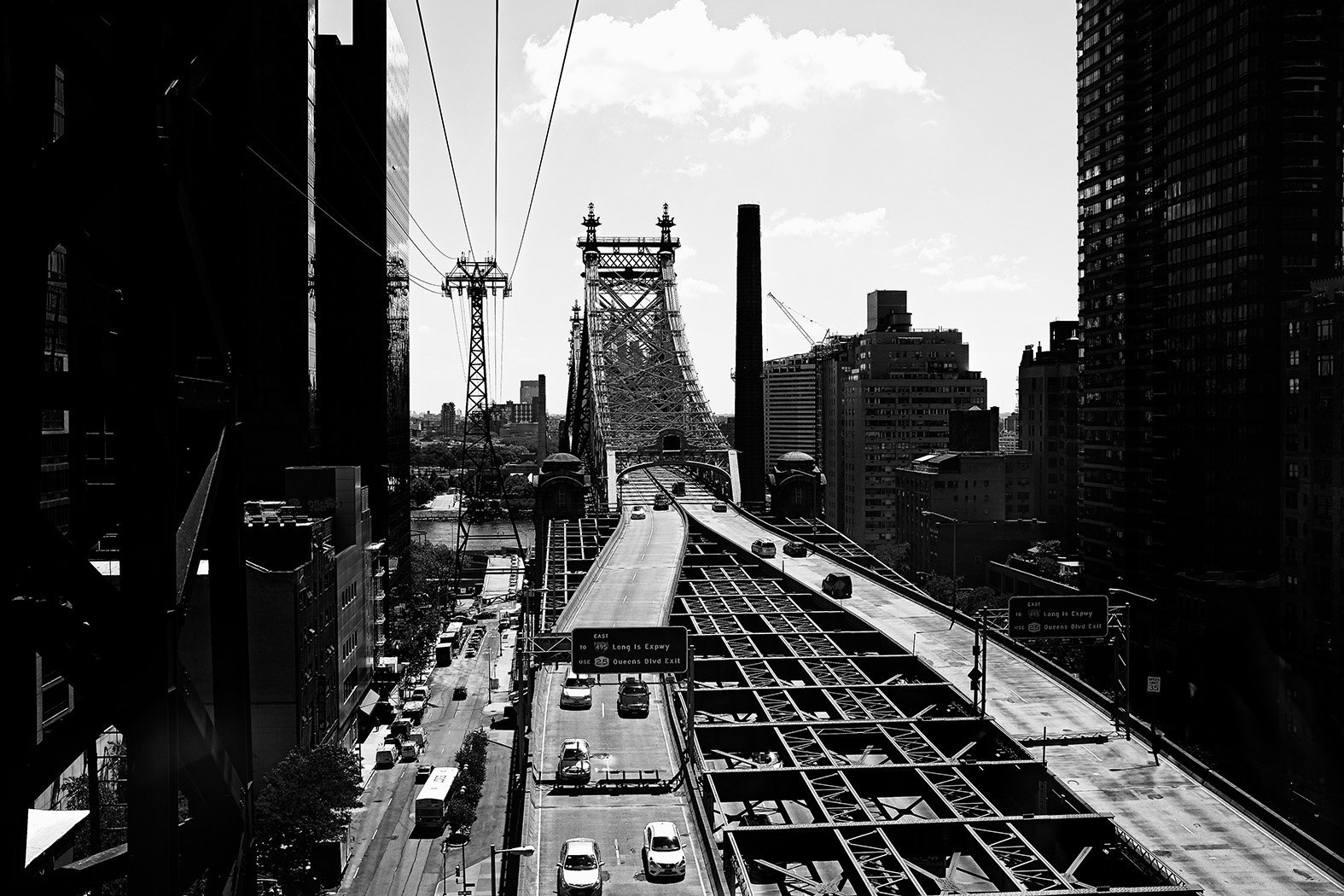 Rooseveldt Tramway, NYC