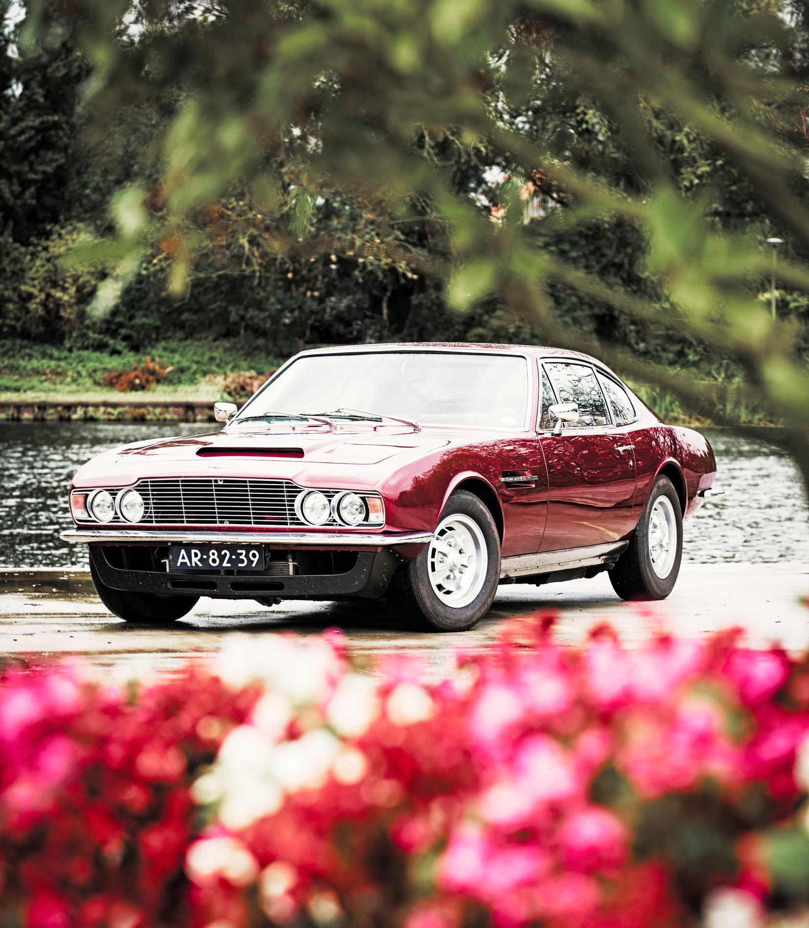 Aston Martin DBS Prototype 1967