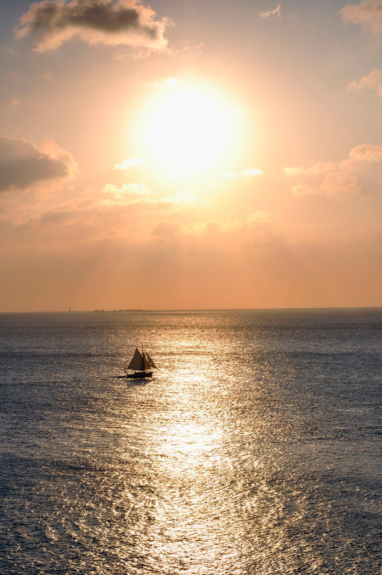 Mer d'Iroise, Finistère