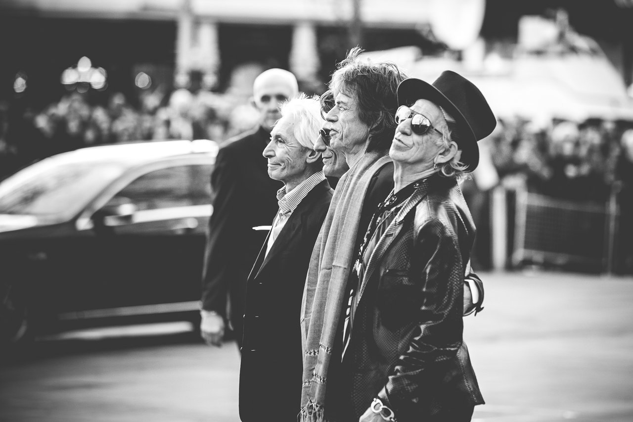 Rolling Stones at 'The Rolling Stones: Exhibitionism'