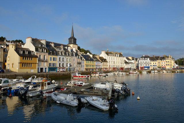 Port de Le Palis, Belle-Île-en-Mer, Morbihan